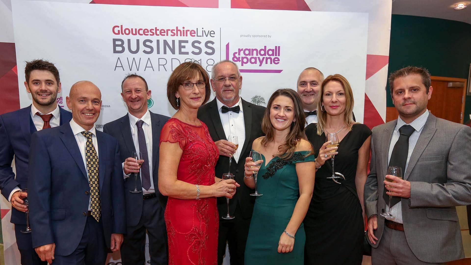 Gloucestershire Business Award Winners 2018 1