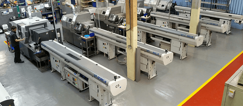 machined manufacturing Truturn Engineering